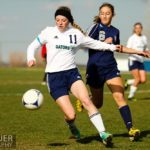2013 HS 5A Girls Soccer - Columbine at Standley Lake