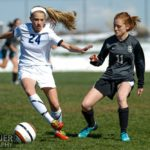 2013 HS Girls Soccer - D'Evelyn at Ralston Valley