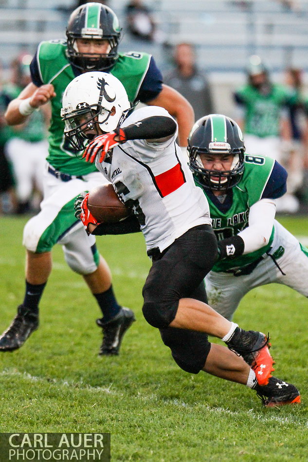 10 Shot - HS Football - Greeley Central at Standley Lake