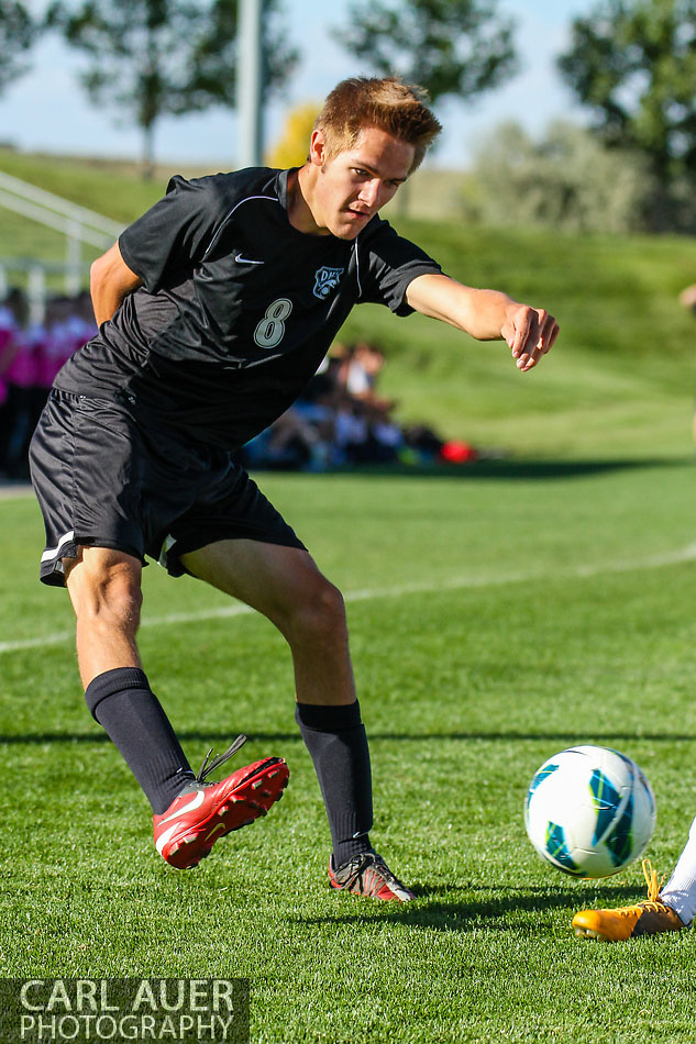 10 Shot - HS Soccer - D'Evelyn at Green Mountain