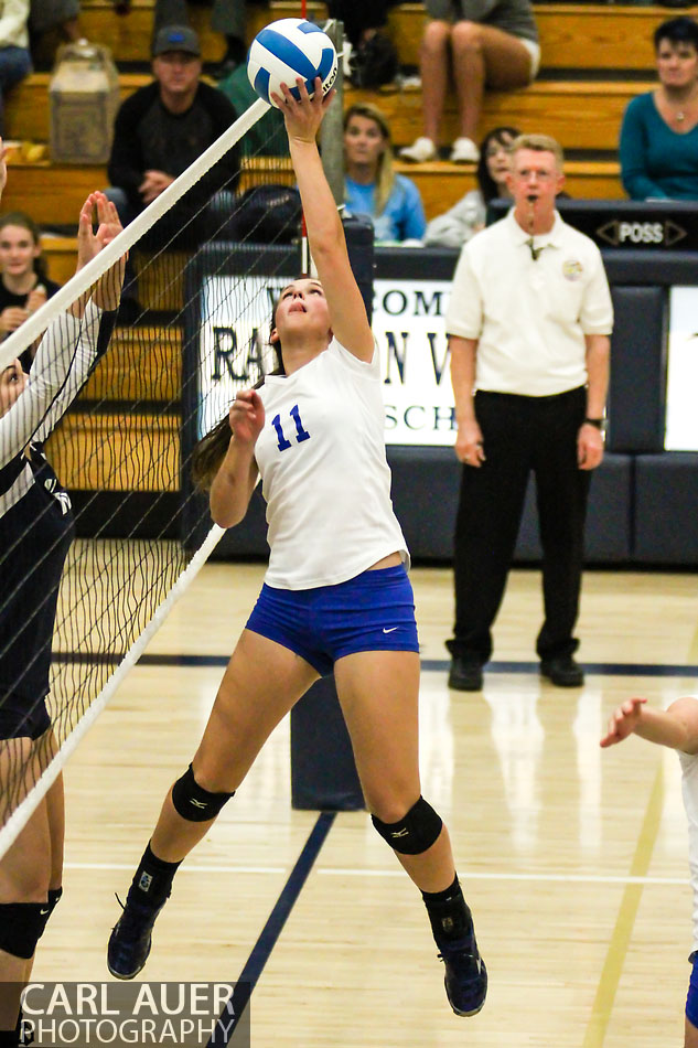 10 Shot - HS Volleyball - Cherry Creek at Ralston Valley