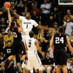 10 Shot - NCAA Basketball - Harvard at Colorado