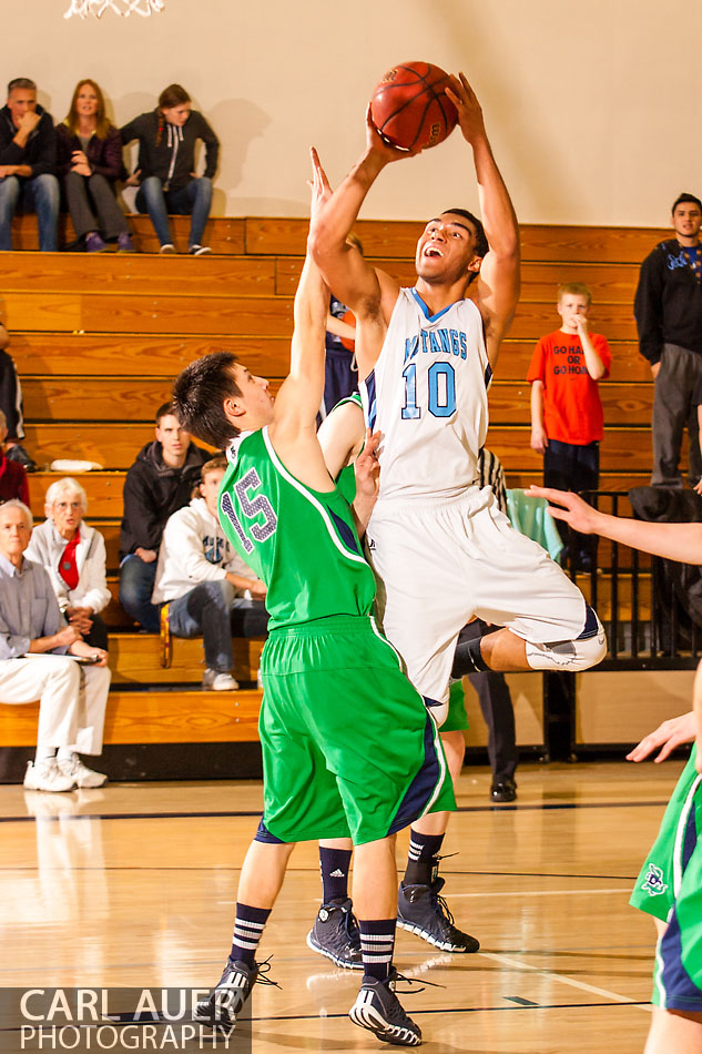 10 Shot - HS Basketball - Standley Lake at RV