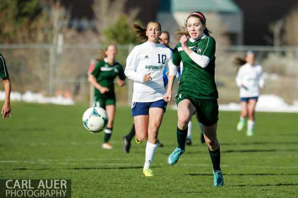 Standley Lake Girls Soccer vs George Washington - 10 Shot