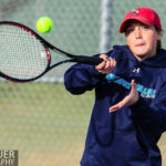 Ralston Valley Girls Tennis vs Bear Creek - 10 Shot