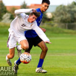 2017 CHSAA Boys Soccer Longmont at Golden