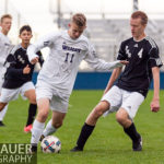 2017 CHSAA Boys Soccer Pomona at Arvada West