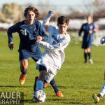 2017 CHSAA Boys Soccer Dakota Ridge at Arvada West