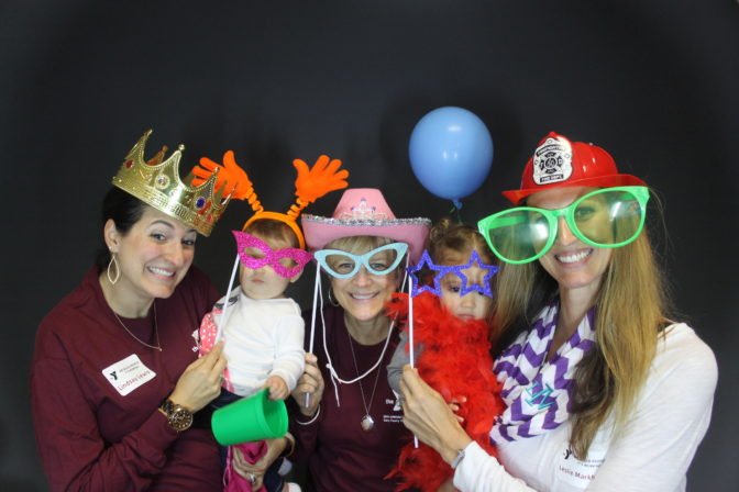 YMCA Photo Booth Rental Raleigh NC