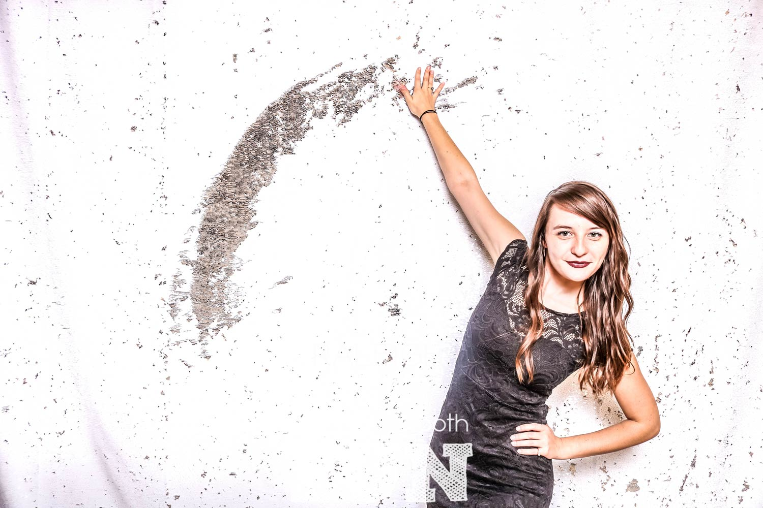 White-Silver-Sequin-Raleigh-Photo-Booth-1