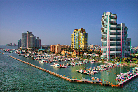 World Class Port of Call – Miami Beach Marina