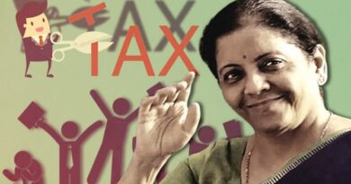 Government Slashes Corporate Taxes & Makes Critical Amendments In Income Tax Act