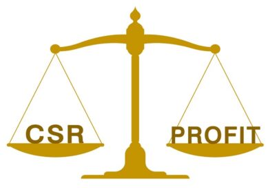 Less Corporate Tax = More CSR Funds ?!