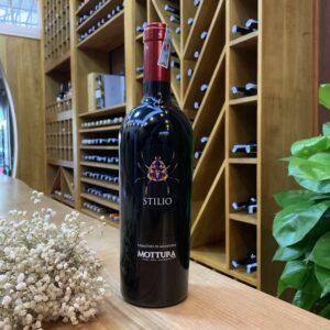 Rượu Vang Mottura Stilio (Nhện) 14,5% – IW10