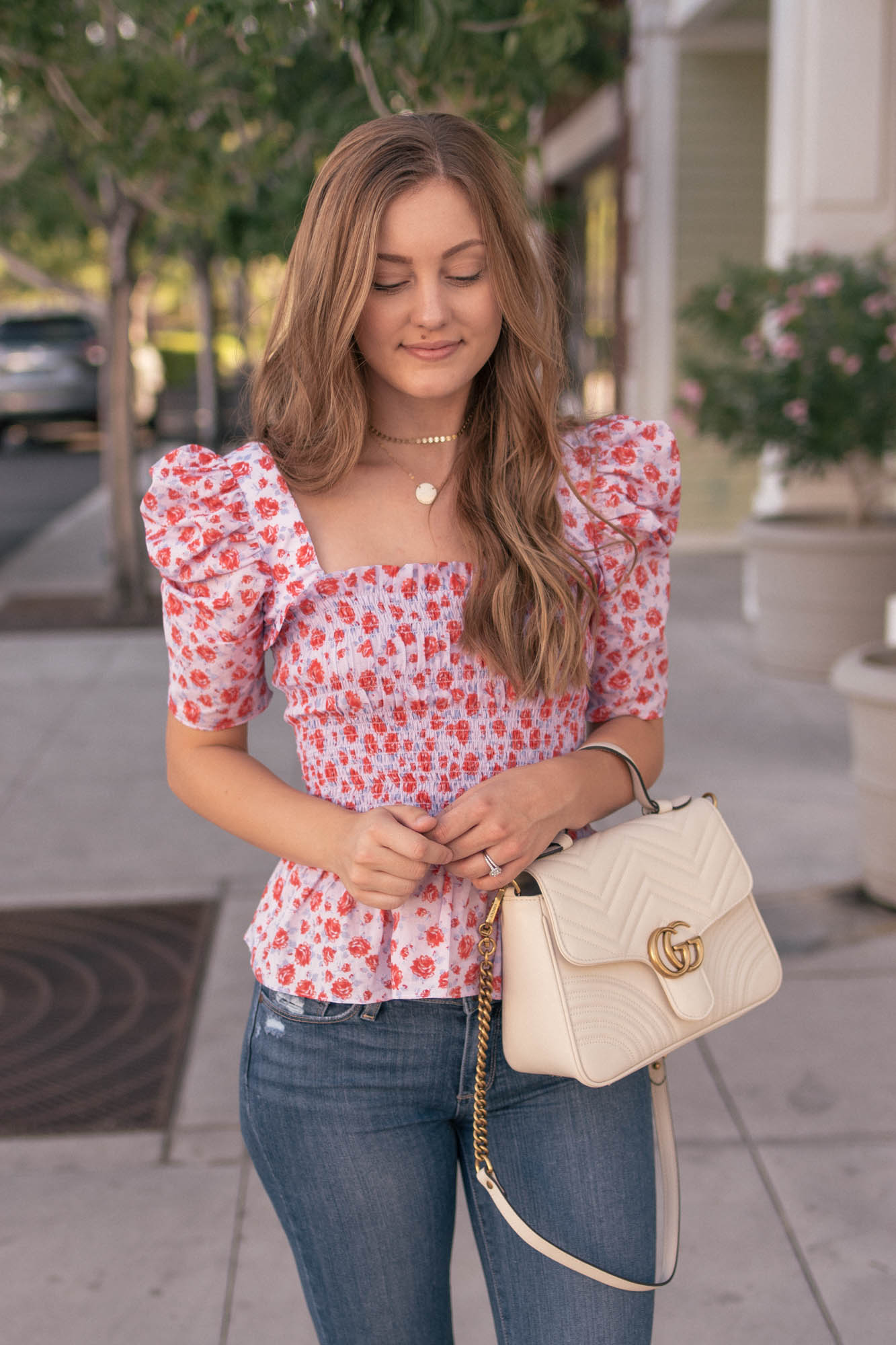 Puff Sleeve Obsession - www.HaleighHall.com