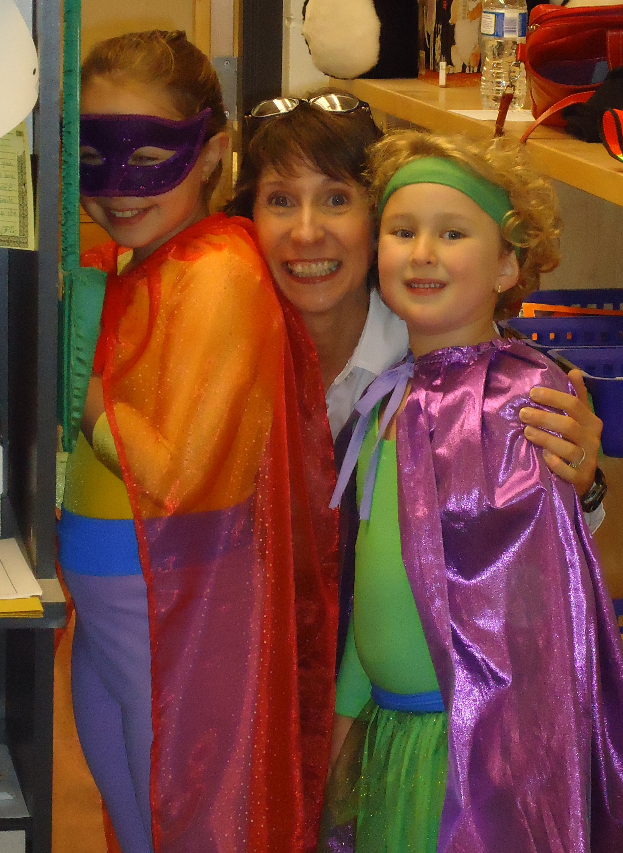 Safety Superheroes Launch photos