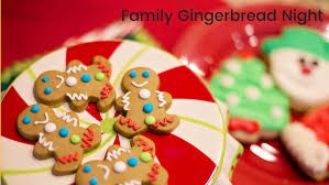 PTO Family Gingerbread Night