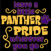 Panther Pride Kids T-Shirt