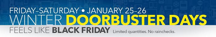 Best Buy 2-day Winter Doorbuster Days: Free Motorola DROID RAZR M With 2-Year Contract