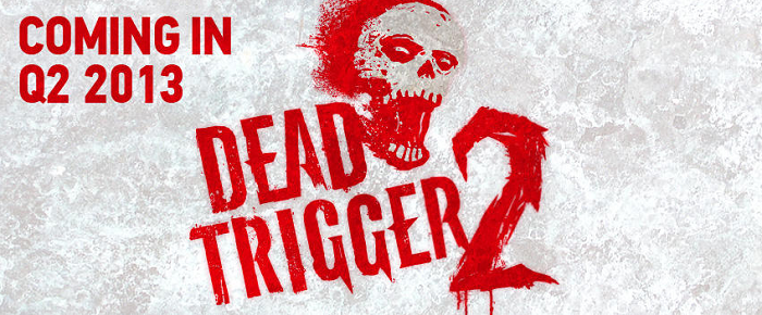 Dead Trigger 2 Teased at CES, Slated for a Q2 Release