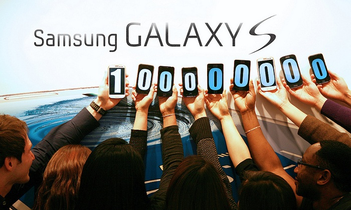 Samsung: 190,000 Galaxy S III Devices Being Sold per Day