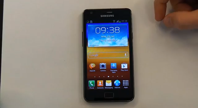 Android 4.1.2 Begins Rolling out to International Samsung Galaxy S II GT-I9100 Users