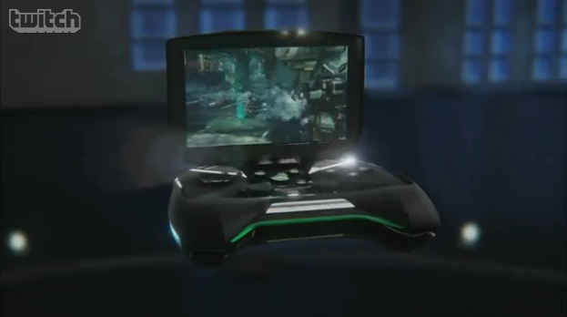 NVIDIA Announces Project Shield: World's First Pure Android, Tegra 4 Gaming Device