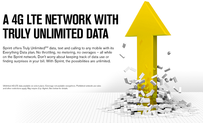 Sprint Lights up 9 New Markets With LTE