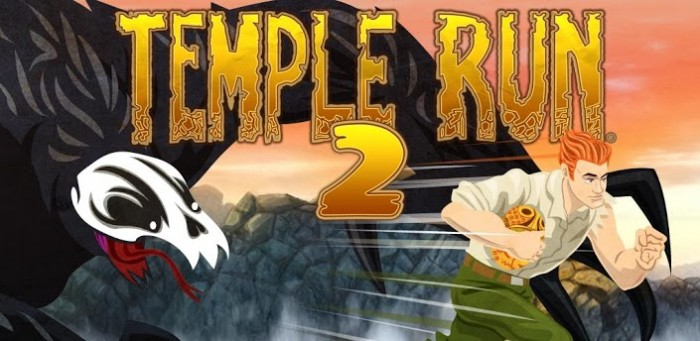 Temple Run 2 now Available in the Google Play Store