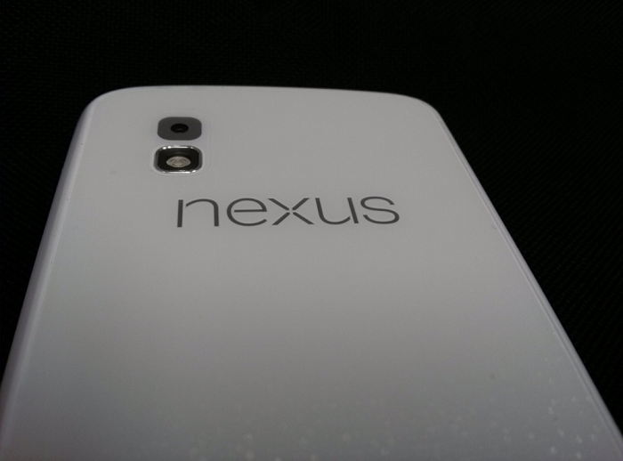 Would you be Interested in a White Nexus 4?