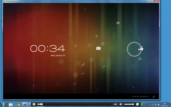 Project WindowsAndroid Lets you run Android 4.0 Natively on your Windows PC