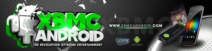 First End-User Friendly Release of XBMC for Android now Available