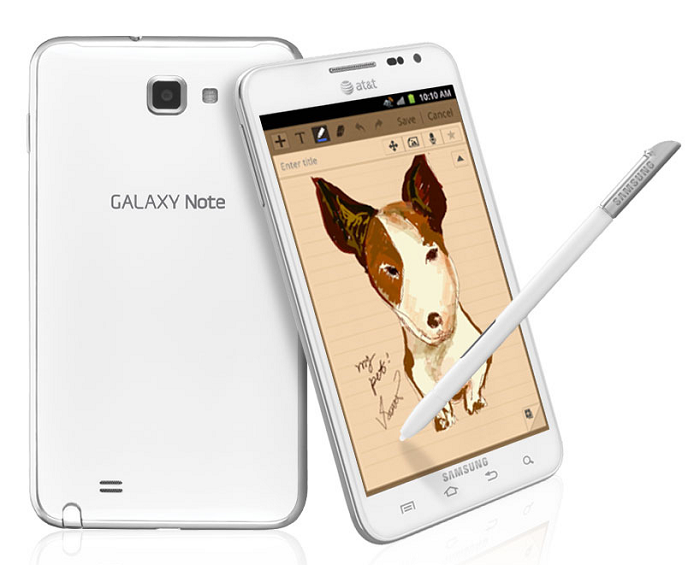 Teaching an old dog new Tricks: Galaxy Note (N7000) now Being Treated to Android 4.1.2