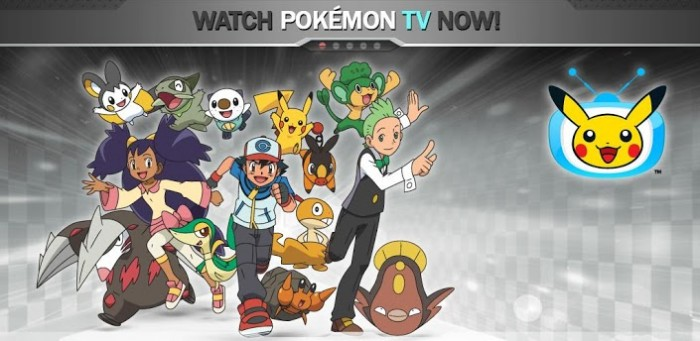 Watch Episodes of Pokémon While on the go With Pokémon TV for Android