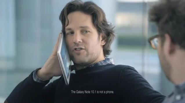 Watch the Extended cut of Samsung's Next Big Thing Super Bowl Ad [Video]