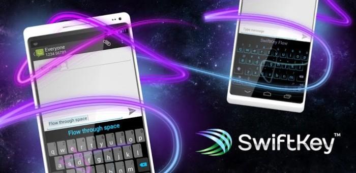 SwiftKey Takes Flow out of Beta, Drops Price to $1.99