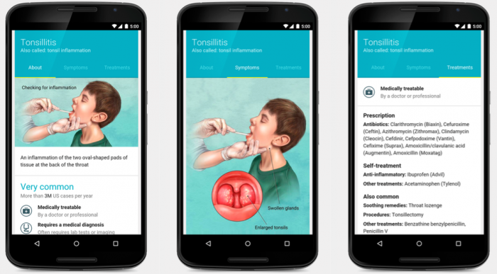 Use Google Now for Quick Answers to Your Health Questions