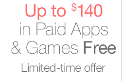 Deal: Massive Android App Giveaway Through Amazon AppStore