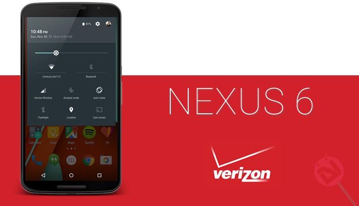 Verizon Starts Selling the Nexus 6 and Moto E (2015)