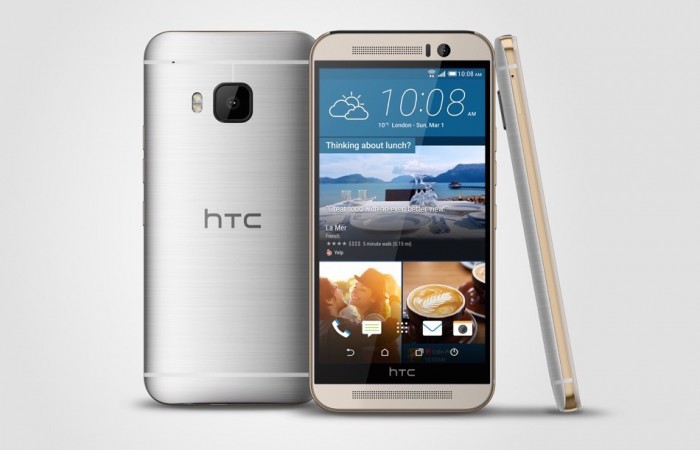 HTC Reveals That Progress is Utopia With Their HTC One M9 [MWC '15]