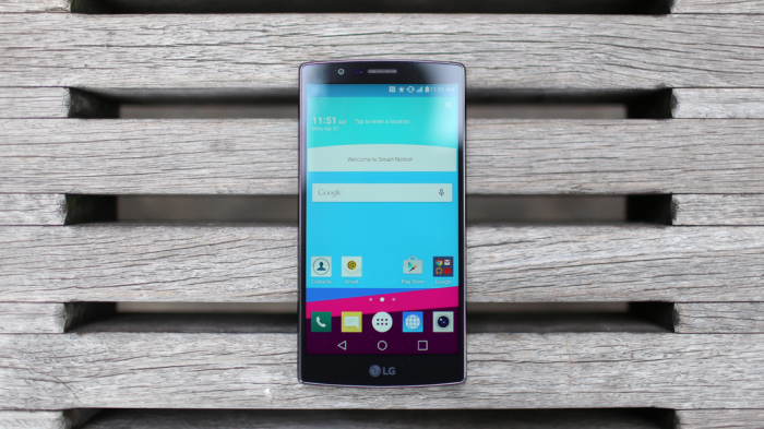 The LG G4 is Here! In all of its Leathery Glory