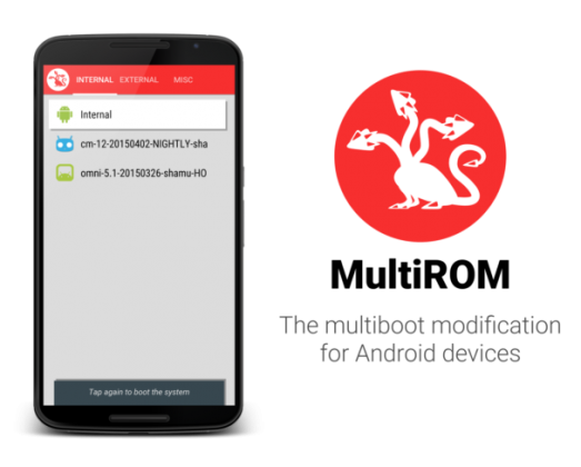 [Root] MultiRom Support Now Available for Nexus 6