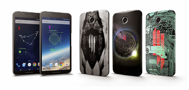 Google and Skrillex Launch Cases to Show Fans our Planet