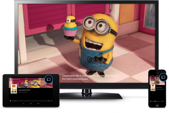Google Announces Chromecast Support for CBS All Access, HGTV, Fox Now and More