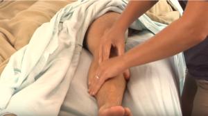 Petrissage Massage