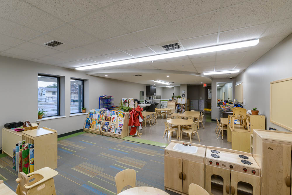University of North Texas Child Development Lab