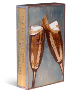 """048 'Bubbly' - """"May all your joys be real joys and all your pains champagne."""" - Anonymous"""