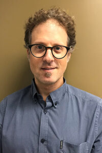 Jared Peck portrait photo