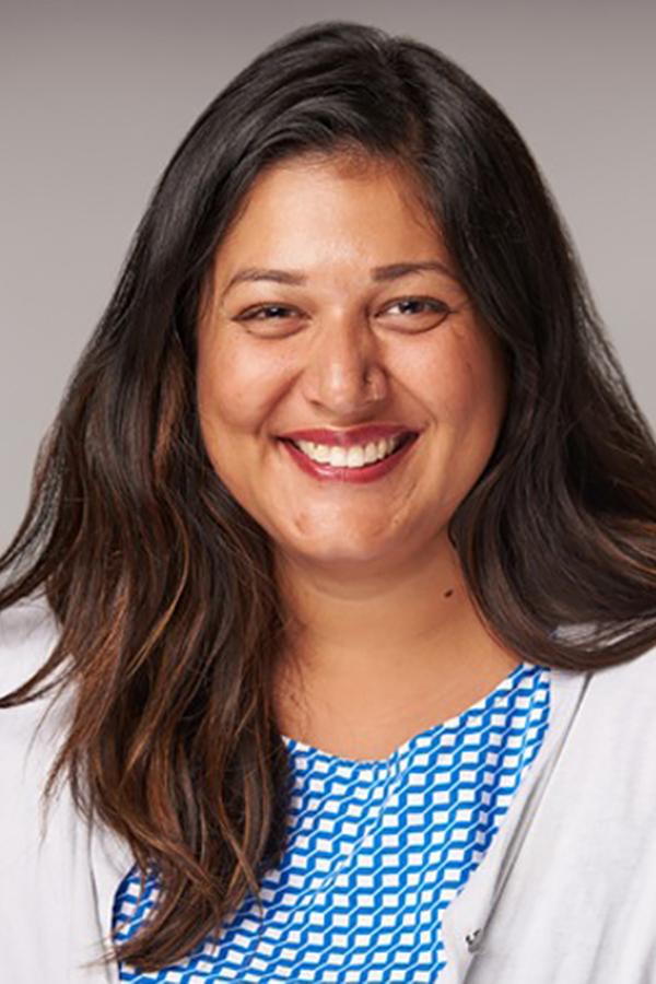 Amy Gajaria portrait photo