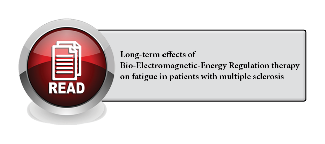 121 - Long-term effects of Bio-Electromagnetic-Energy Regulation therapy on fatigue in patients with multiple sclerosis